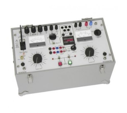 T&R 100A/E mk3 Secondary Current Injection Test Set