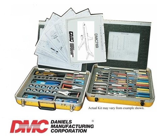 DMC769 Tool Kits & Cases Boeing 737 Aircraft Tool Kit