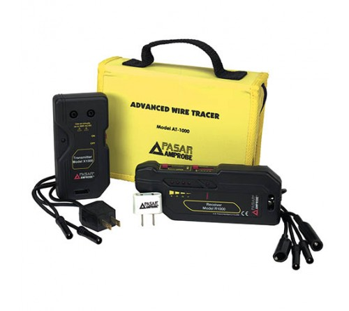 Amprobe AT-1000 Advanced Wire Tracer for Energized, De-Energized and Open Wires