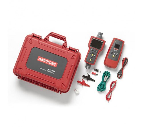 Amprobe AT-7020 KIT 0-600 V Advanced Wire Tracer Kit with Smart Sensor and LCD Display