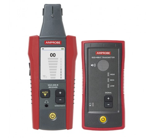 Amprobe ULD-420 Ultrasonic Leak Detector with Transmitter