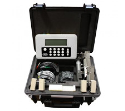 "Dwyer PUF-1001 Ultrasonic Flowmeter Kit Type A/B, 0.5-78"" Pipe Size"