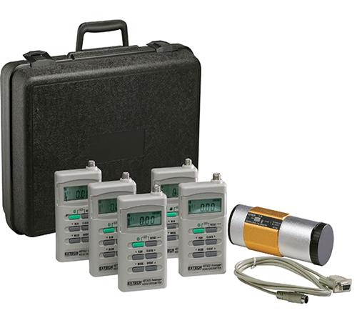 Extech 407355-KIT-5 Noise Dosimeter/Datalogger Kit