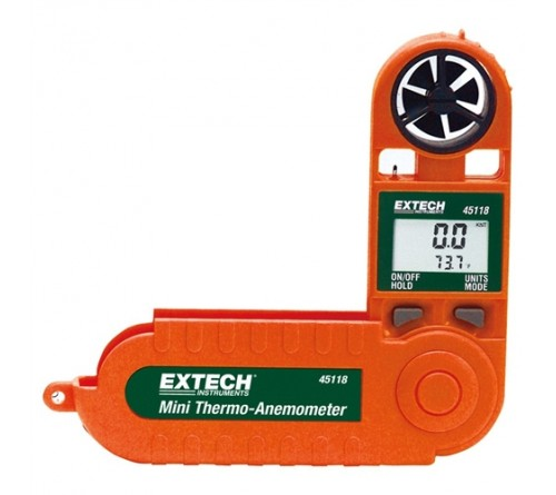 Extech 45118 Mini Thermo-Anemometer
