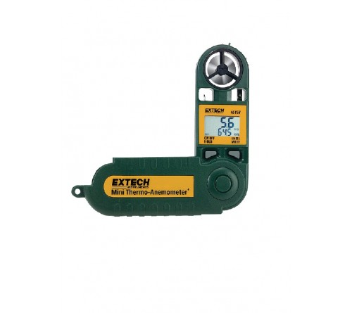 Extech 45158 Mini Thermo-Anemometer Plus Humidity