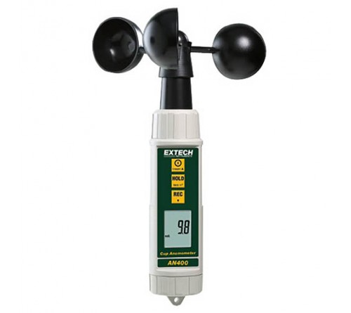 Extech AN400 [AN-400] Cup Thermo-Anemometer