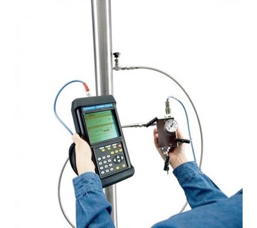GE Panametrics PM880 [PM880PKG-2-T-0-E-0-0] Hygrometer, Moisture Probe, Sample System. Intrinsically safe, Portable Moisture Analyzer