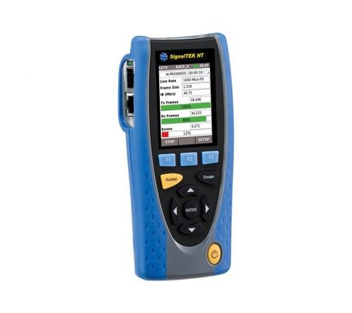 IDEAL Networks R156003 SignalTEK NT Network Transmission Tester