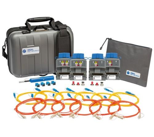 IDEAL Networks R164007 FiberTEK III MM LED and SM Laser Kit