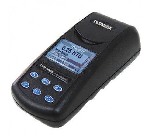 Omega TRH-2020WI Portable turbidity meter meets ISO 7027