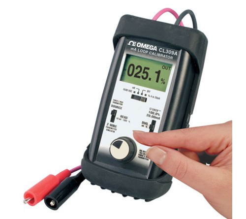 Omega CL309A Milliamp loop calibrator