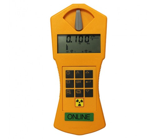 Gamma Scout GS 3 [GS-3] Geiger Counter with acoustic signal
