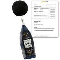 PCE 430 Class 1 Data-Logging Sound Level Meter