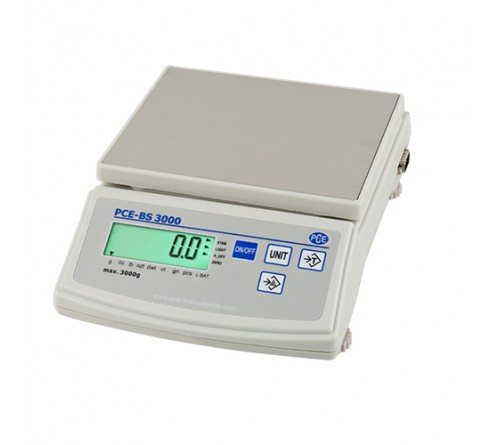 PCE-BS 3000 Analytical Balance with CE-Approval
