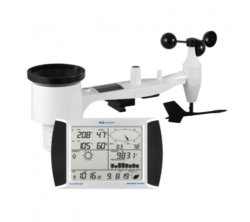 PCE FWS 20N [PCE-FWS-20N] Air Flow Meter Station