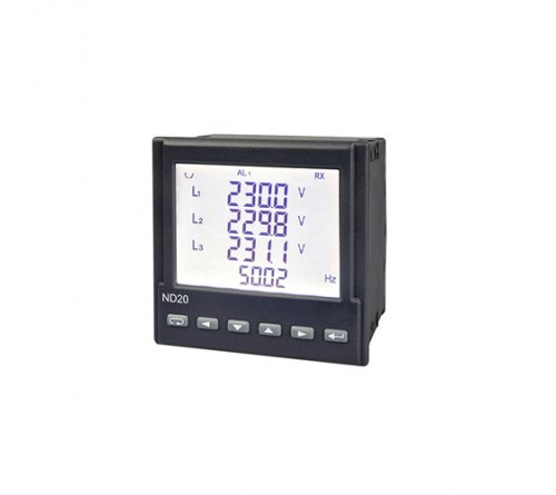 PCE-ND20 [PCEND20] One Phase Power Meter