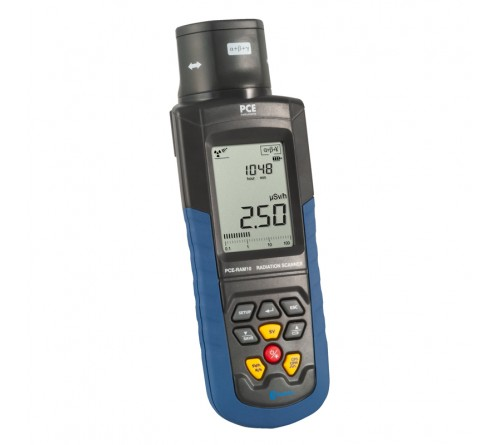 PCE-RAM 10 [PCE RAM 10] Radiation Detector/Geiger Counter