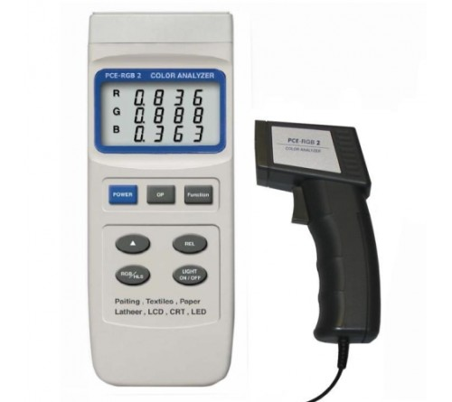 PCE RGB2 [PCE-RGB2] Colorimeter For RGB (red, green, blue) or HSL (hue, saturation, luminance) color measurements