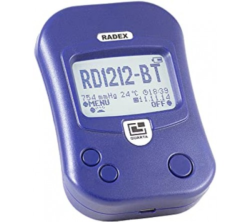 Radex RD1212-BT Geiger Counter with Bluetooth