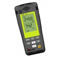 TPI 1008 CO2 and Temperature IAQ Meter