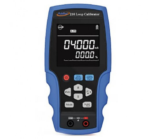 Additel ADT210 Loop Calibrator with HART Communication, DC Volts, 0.01% Accuracy