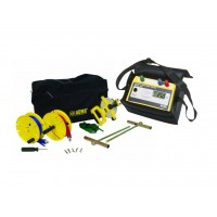 AEMC 3640 Kit  3-Point Ground Resistance Tester 150ft Leads