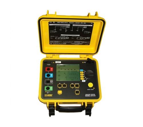 AEMC 6470-B Multi-Function Digital Ground Resistance Tester
