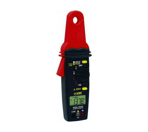 AEMC CM605 7000.02 100A AC/DC Low Current Clamp-on Meter