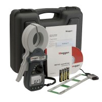 Megger DET24C Clamp-on Earth Tester with Memory/Download
