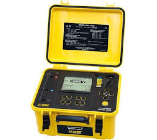 AEMC 5060 Megohmmeter / Insulation Resistance Testers