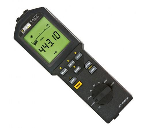 AEMC CA1727 Contact/Non-Contact Tachometer and Data Logger