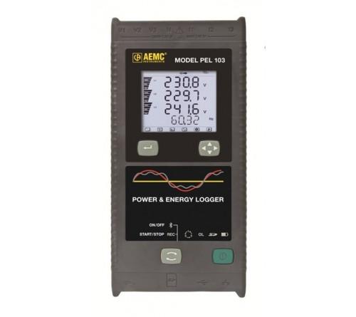 AEMC PEL 102 2137.51 Power & Energy Logger (no display)
