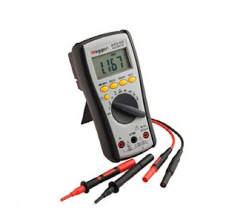 Megger AVO410 True RMS Digital Multimeter