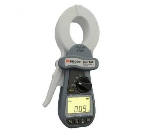 Megger DET14C Clamp-on Earth Tester