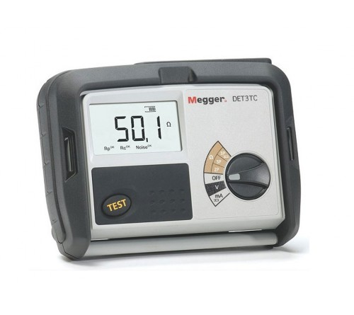 Megger DET3TC Earth Tester
