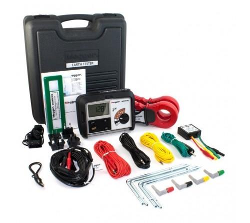 Megger DET4TCR2 Rechargeable Earth Tester + Pro ET Kit