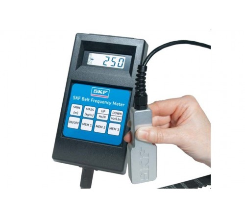 SKF PHL FM 10/400 Belt Tension Frequency Meter