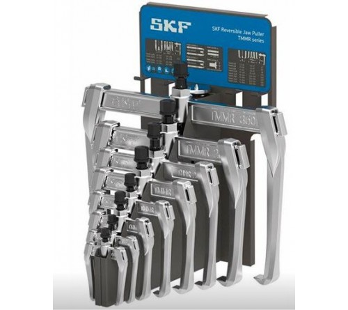 SKF TMMR 8F/SET Reversible Jaw Pullers Set