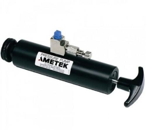 AMETEK T-800 [T-810-M] PNEUMATIC VACUUM HAND PUMP