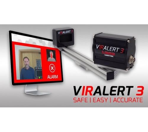 Ametek VIRALERT 3 Human Body Temperature Screening System