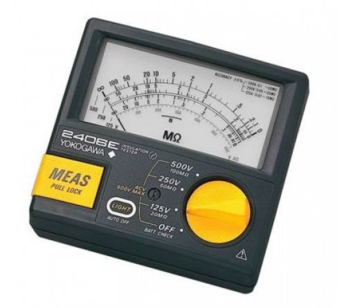 Yokogawa 240634 Analog Insulation Tester