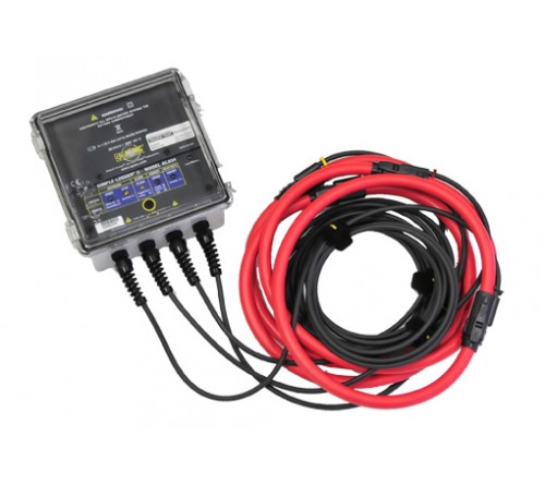 AEMC AL834 4-Channel AmpFlex AC Current Data Logger