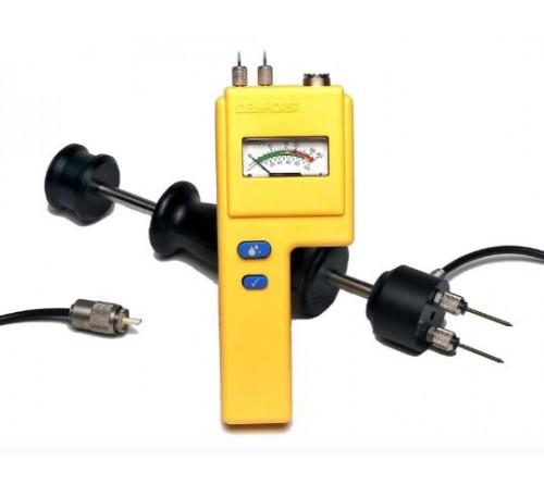 Delmhorst BD-10/26/PKG [BD-10] Analog Moiture Meter w/324CAS-0066 case, 26-ES electrode, (10) 496 pins