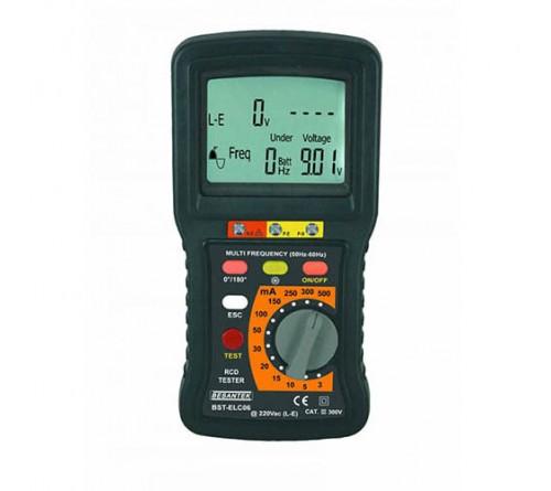 Besantek BST-ELC06 Digital RCD Tester