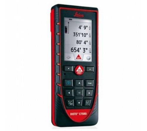 Leica Disto E7500i Laser Distance Meter with Bluetooth 4.0