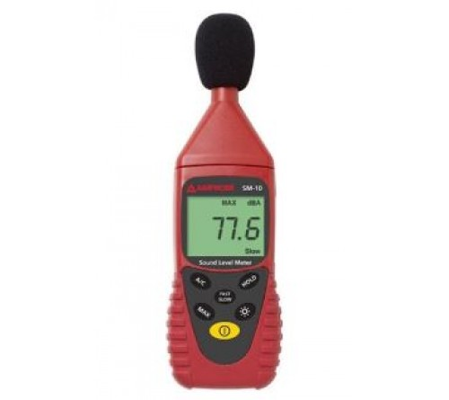 Amprobe SM-10 Sound Meter with A and C weighting