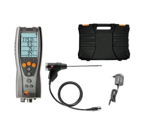 Testo 327-1 Flue Gas Analyser - Standard Kit