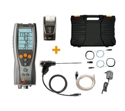 Testo 327-1 Flue Gas Analyser - Advanced Kit