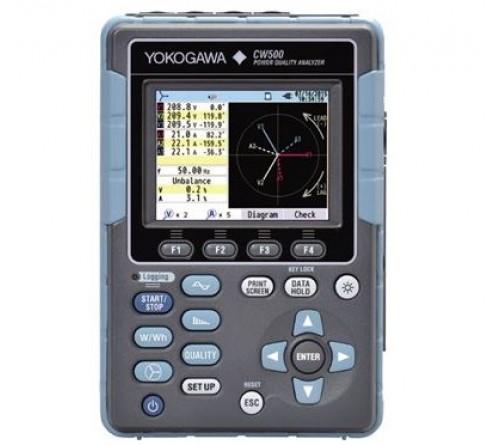 Yokogawa CW500-B1-D Power Quality Analyzer with Bluetooth function