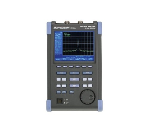 BK Precision 2652A 50 kHz - 3.3 GHz Handheld Spectrum Analyzer